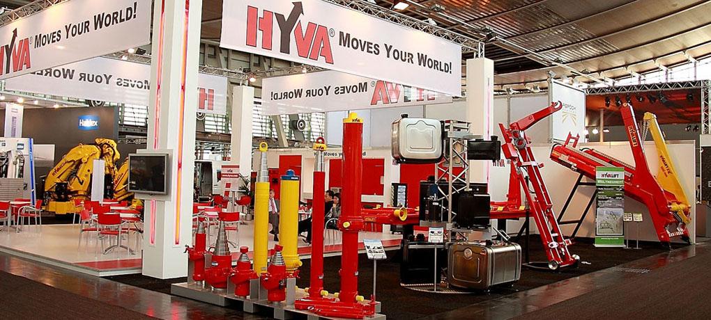 Продукция HYVA