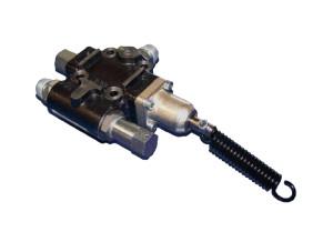 Клапан HYVA 3-3-40-140 cable